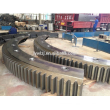 GS42CrMo4V 22 Module 4-32 Segments Gear for Mine Excavator